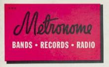 Metronome was edited by Barry Ulanov during its years as a leading music magazine